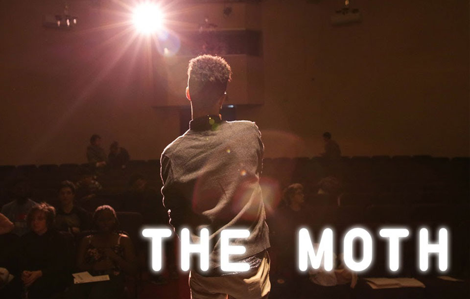 The Moth Teacher Institute promotional video